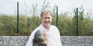 Annie & John Campbell