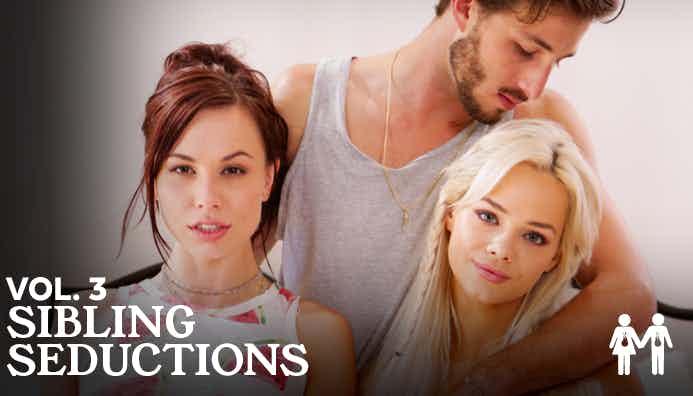 Sibling Seductions Vol.3