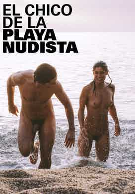 El chico de la playa nudista