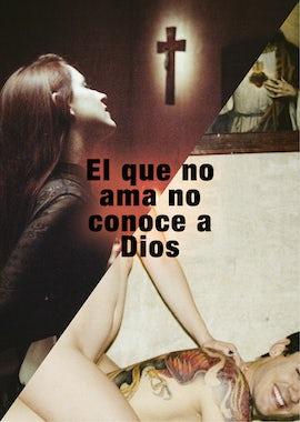 El que no ama no conoce a dios